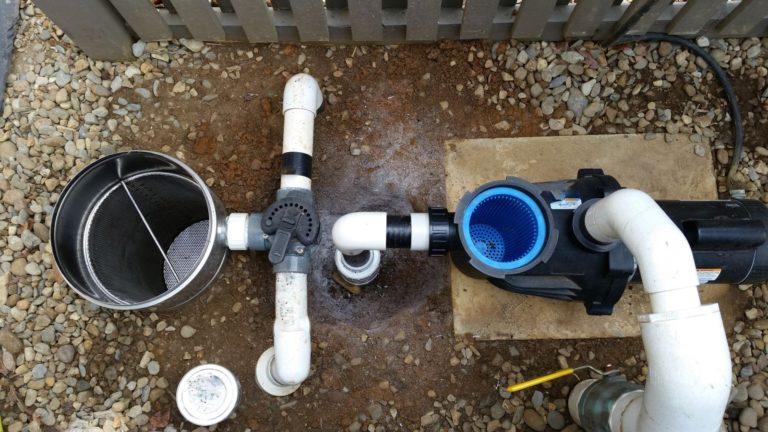 Seale new pump