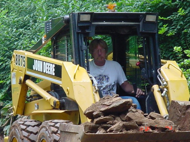 Skid steer Keith